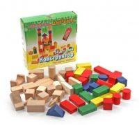 Детские деревянные конструкторы