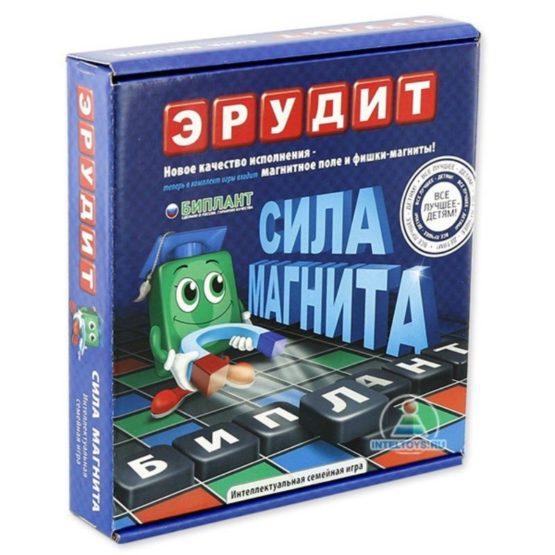Игра Эрудит «СИЛА МАГНИТА»