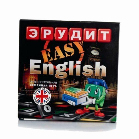 Эрудит «EASY ENGLISH» подарочный