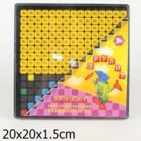 Игра «Эрудит» (желтые фишки)