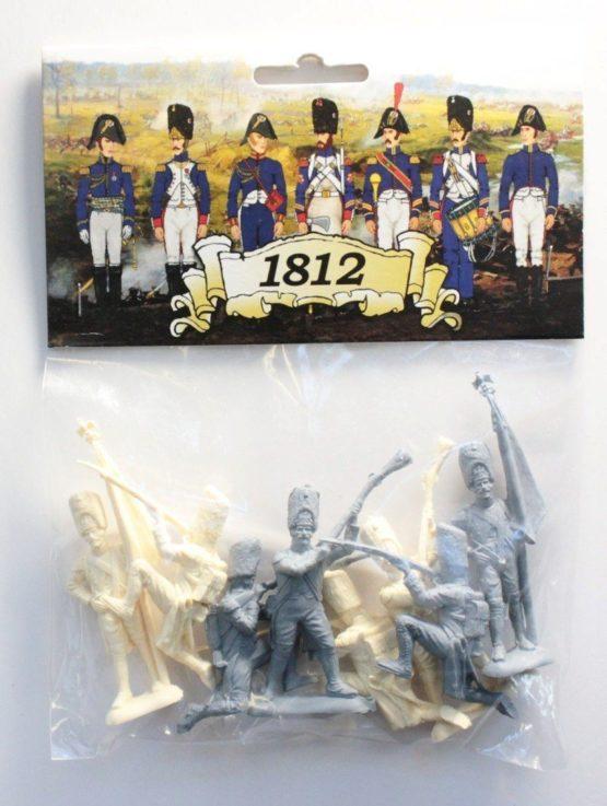 Солдатики «Армия 1812 года»