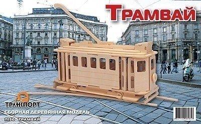 Сборная модель Трамвай