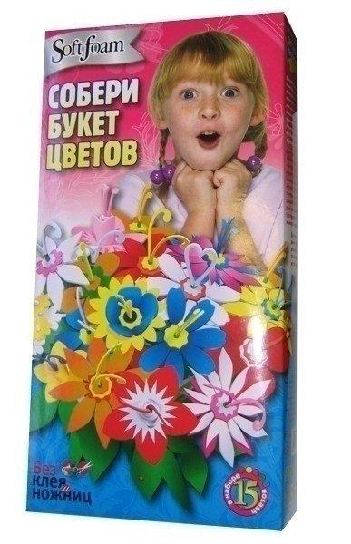 Конструктор Букет цветов