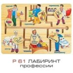 Лабиринт Профессии 35*25