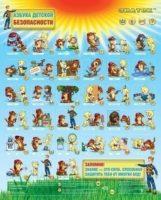 Электронный звуковой плакат «Азбука Детской Безопасности»