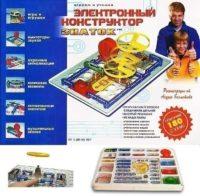 Электронный конструктор «Знаток» 180 схем
