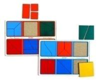 Сложи квадрат Эконом 1-я категория сложности