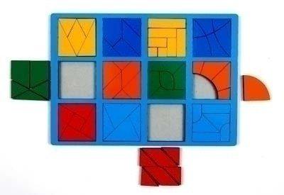 Сложи квадрат Стандарт 3 уровень сложност