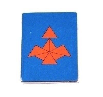 Головоломка Треугольники