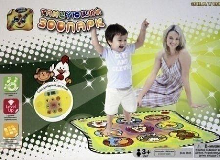 Звуковой коврик «Танцующий Зоопарк»