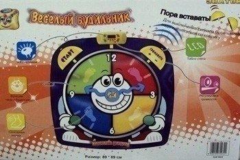 Звуковой коврик «Веселый Будильник»