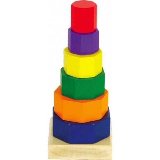 Пирамида «Восьмиугольник»