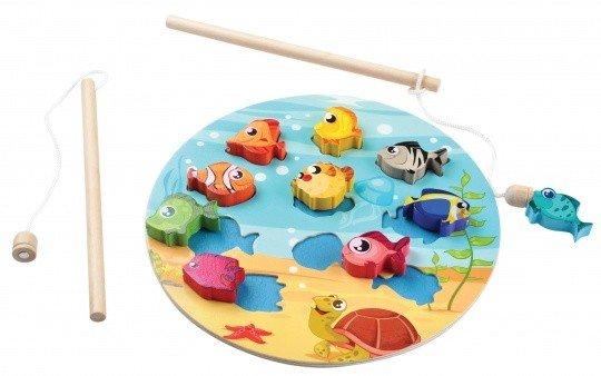 Игра «Поймай рыбку»