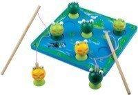 Игра «Поймай лягушку»