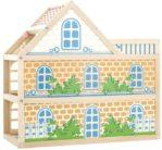 Кукольный дом — 3 этажа