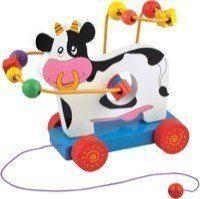 Лабиринт каталка — Корова