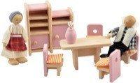 Набор мебели для кукол «Столовая»