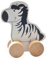 Каталка — зебра