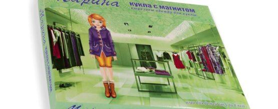 Кукла Марина