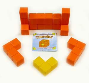 Кубики для всех №2 — Собирайка