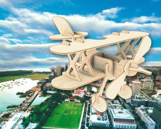 Сборная модель Аэроплан