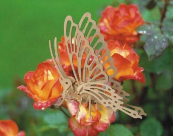 Сборная модель Бабочка