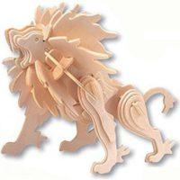 Сборная модель Лев (зодиак)