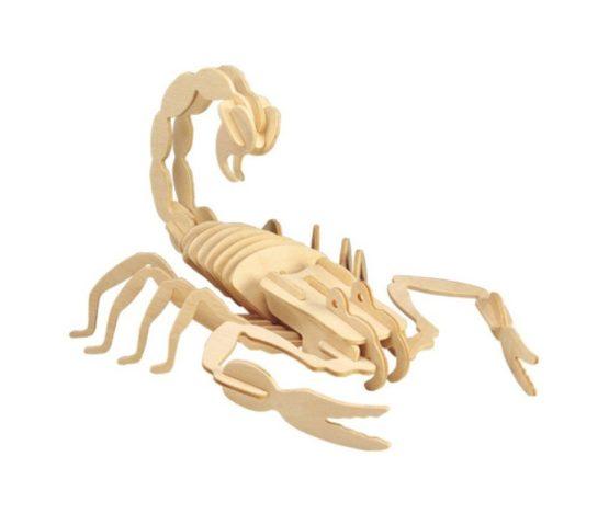 Сборная модель Скорпион