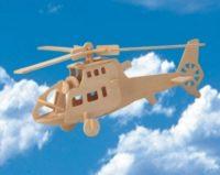 Сборная модель Боевой вертолет