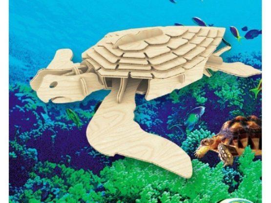 Сборная модель Морская черепаха
