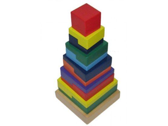 Пирамида «Квадраты»