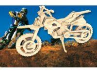 Сборная модель Кроссовый мотоцикл