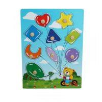 Рамка-вкладыш «Воздушные шары» 30*22,5*1,5