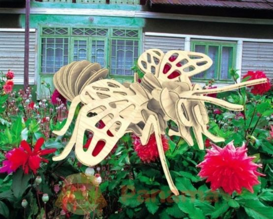 Сборная модель Пчела