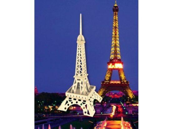 Сборная модель Эйфелева башня малая