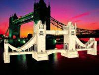 Сборная модель Тауэрский мост