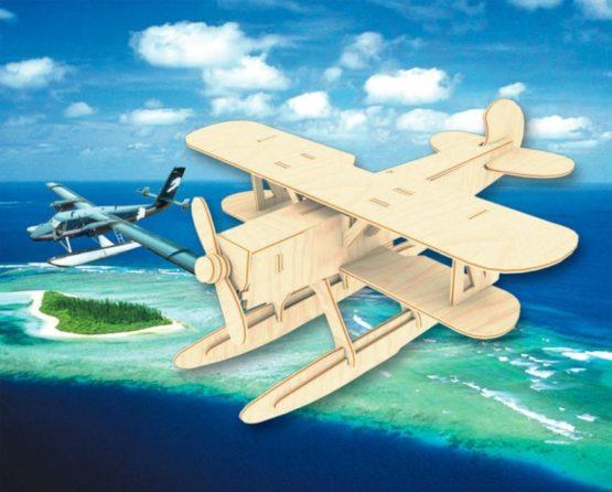 Сборная модель Самолет Хенкель HE51