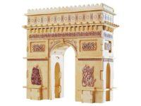 Сборные деревянные модели Архитектура