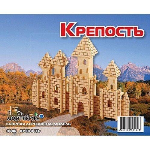 Сборная модель Крепость