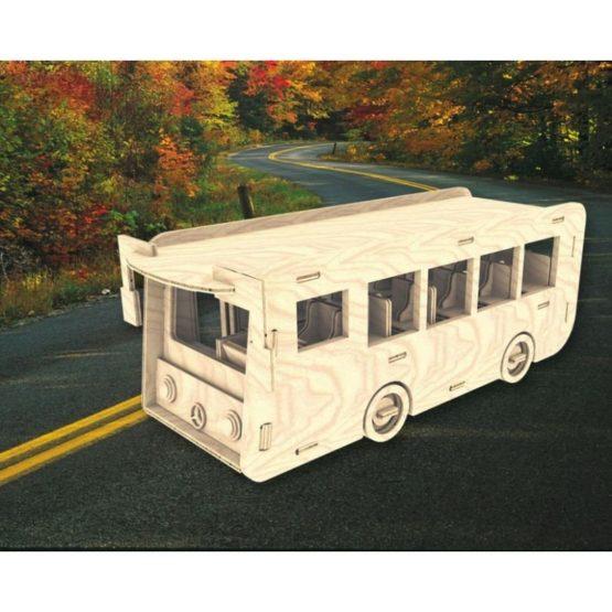Сборная модель Автобус