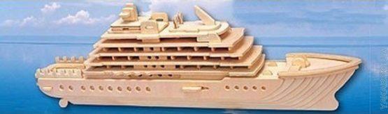 Сборная модель Круизный лайнер