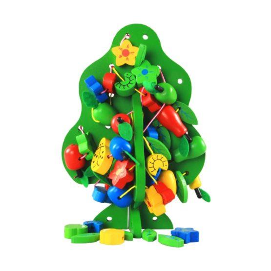 Шнуровка «Дерево» 24*16,7*6