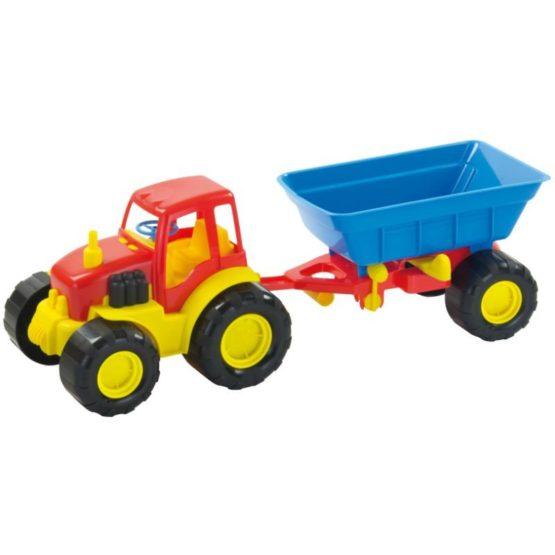 Трактор с прицепом ACTIVE