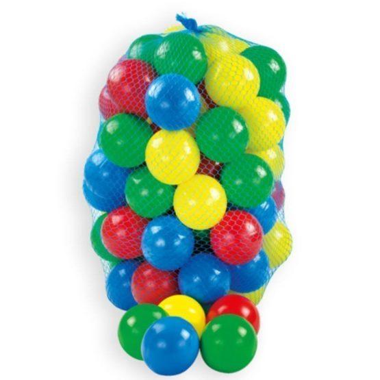 Игровой набор шарики — 100 шт
