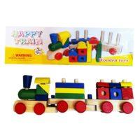 Поезд-конструктор 8*73*13,4