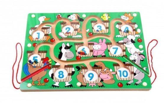 Игра магнитная «Ферма»