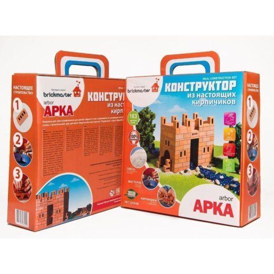 Конструктор «Арка» (163 детали)