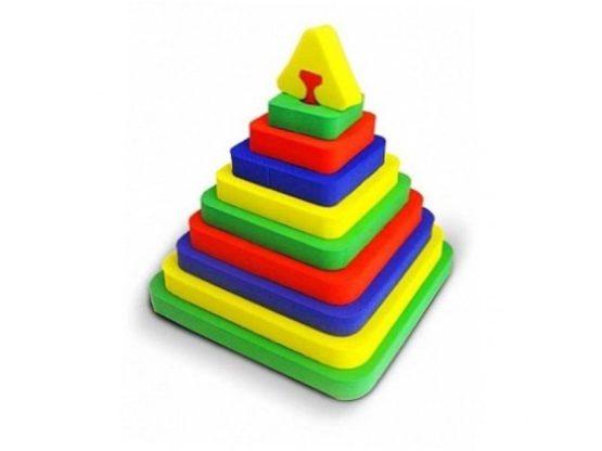 Пирамида Квадрат