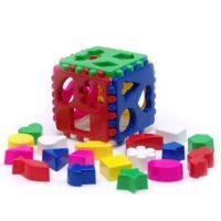Игрушка «Кубик логический большой»