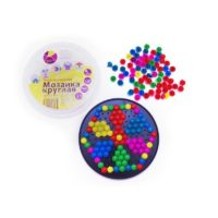 Игрушка «Мозаика круглая»